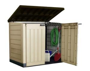 Gartenbox Keter Holzoptik