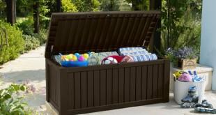 Gartenbox Kissenbox Gerätebox