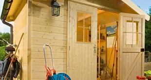 Gerätehaus Holz