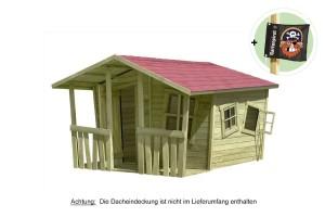 Lisa-Fun Holzgartenhaus