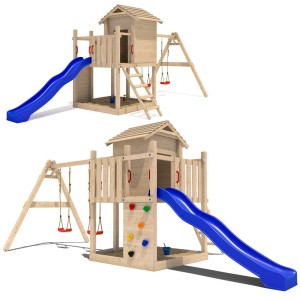 Kinderspielhaus Stelze