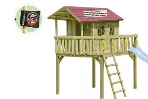 Kinderspielhaus Pirat