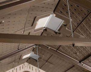 Gerätehaus Stratos Dach